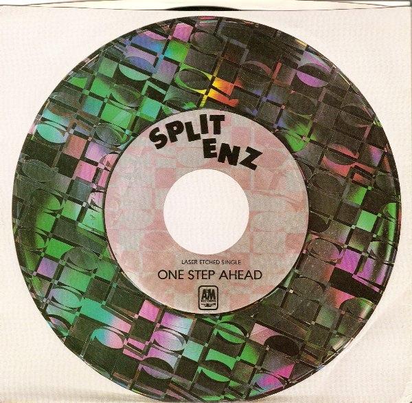 Split Enz One Step Ahead Colored Vinyl