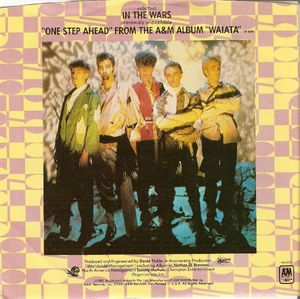 Split Enz - One Step Ahead