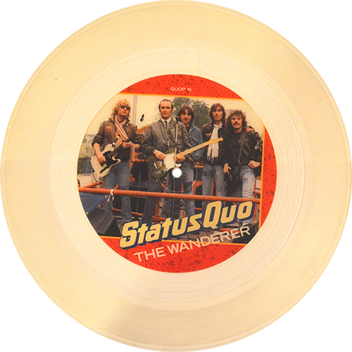 Status Quo -The Wanderer