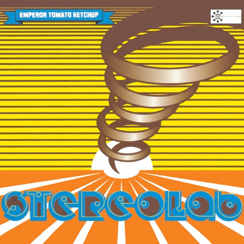 Stereolab Emperor Tomato Ketchup Colored Vinyl