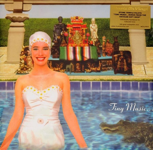 Stone Temple Pilots Tiny Music Songs From The Vatican
