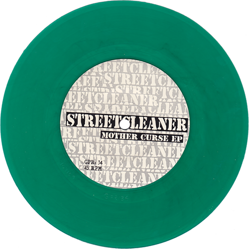 Streetcleaner - Mother Curse EP
