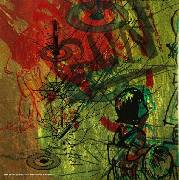 Sum 41 Chuck Colored Vinyl
