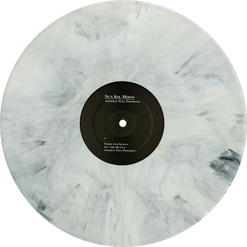 Sun Kil Moon Admiral Fell Promises Colored Vinyl