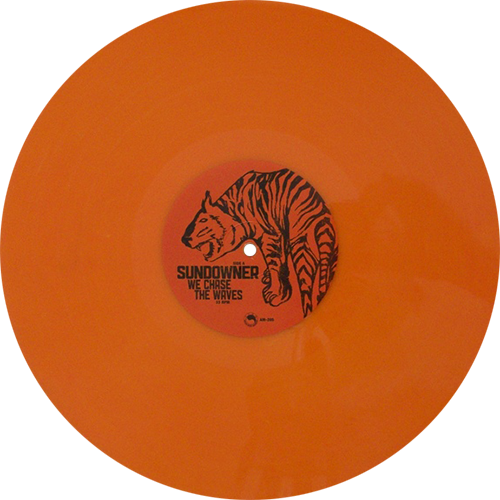 Sundowner We Chase The Waves Colored Vinyl
