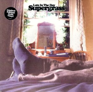 Supergrass Late In The Day Colored Vinyl