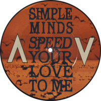 Simple Minds -Speed Your Love To Me