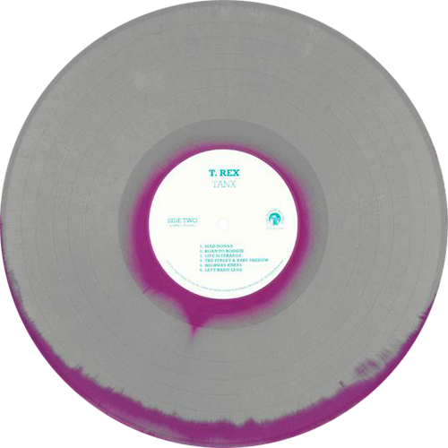 T Rex Tanx Colored Vinyl