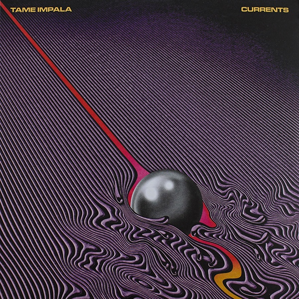 Tame Impala Currents Colored Vinyl