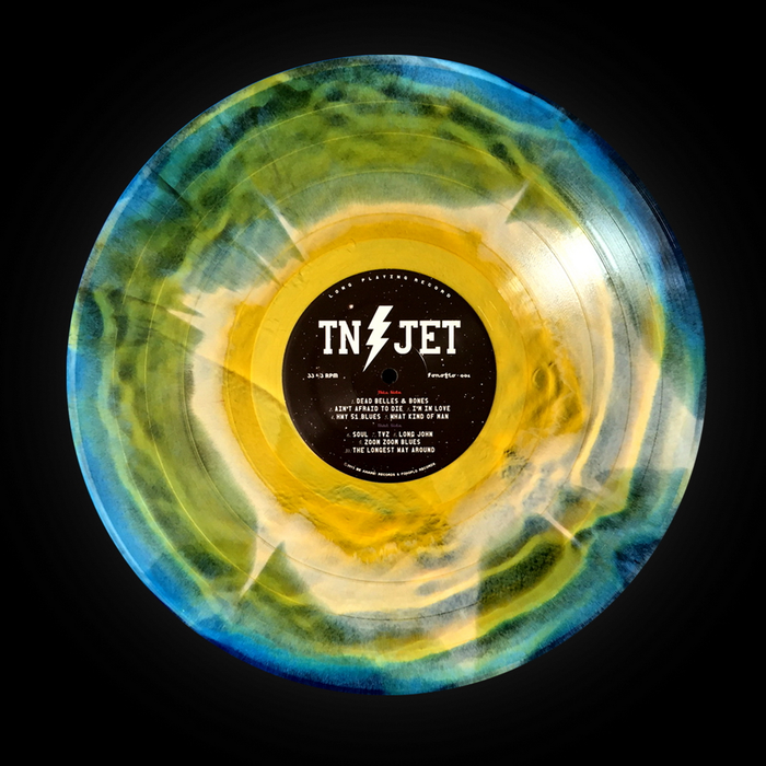 Tennessee Jet Tennessee Jet Colored Vinyl