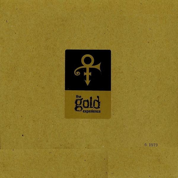 The Artist (Formerly Known As Prince) - The Gold Experience