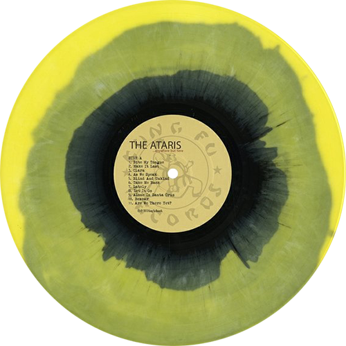 The Ataris Anywhere But Here Colored Vinyl