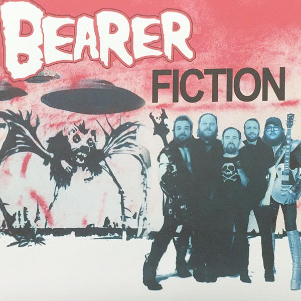 The Bearer  - Fiction