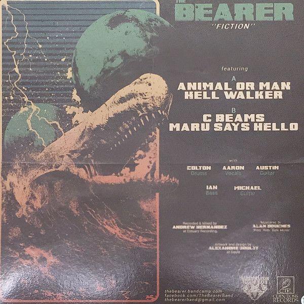 The Bearer  - Fiction