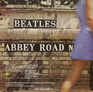 The Beatles -Abbey Road
