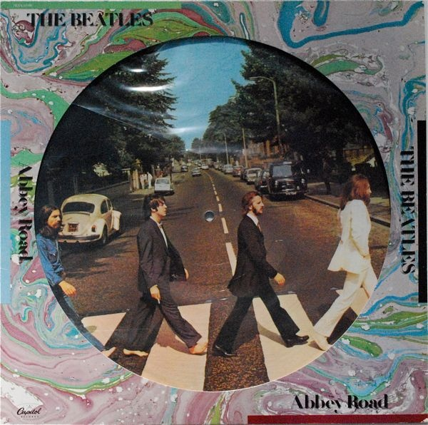 The Beatles Abbey Road Colored Vinyl