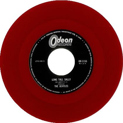 The Beatles -Long Tall Sally / I Call Your Name
