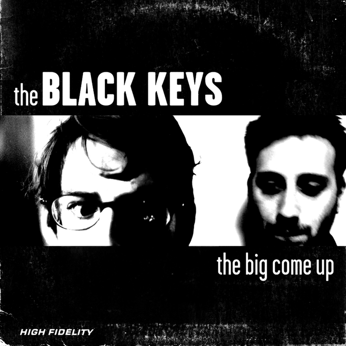 The Black Keys The Big Come Up Colored Vinyl