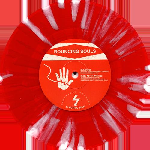 The Bouncing Souls & The Menzingers -Shocking Split