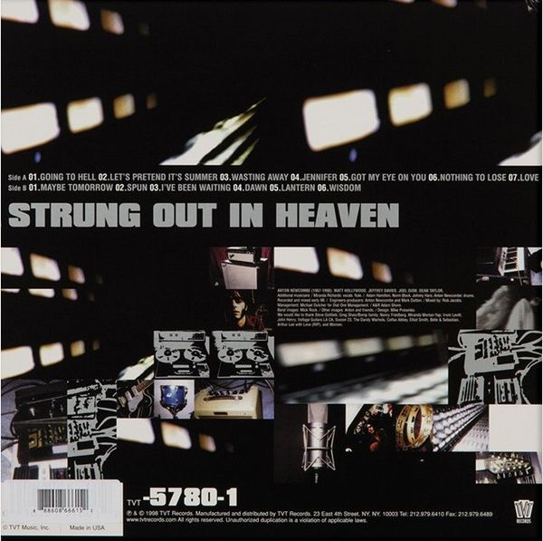 The Brian Jonestown Massacre -Strung Out In Heaven