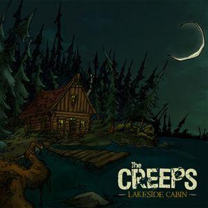 The Creeps Lakeside Cabin Colored Vinyl