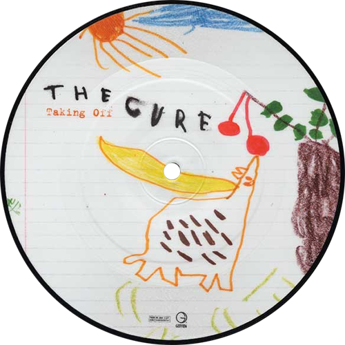The Cure -Taking Off