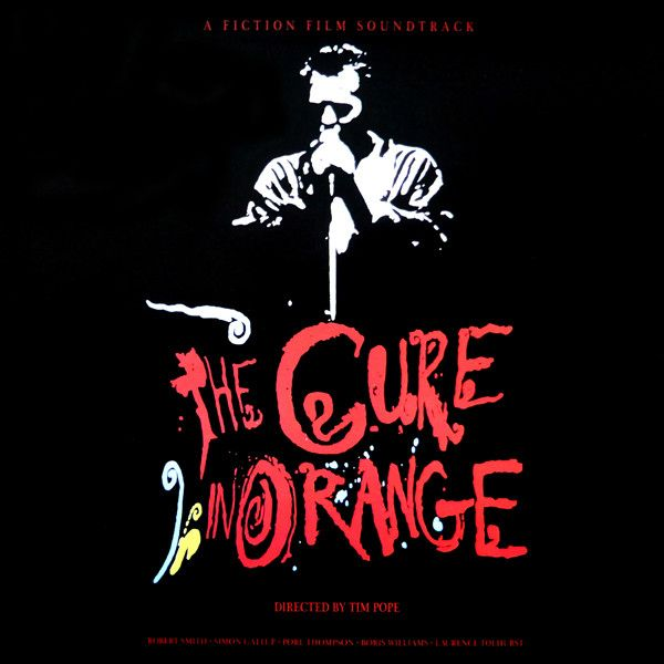 The Cure - The Cure In Orange