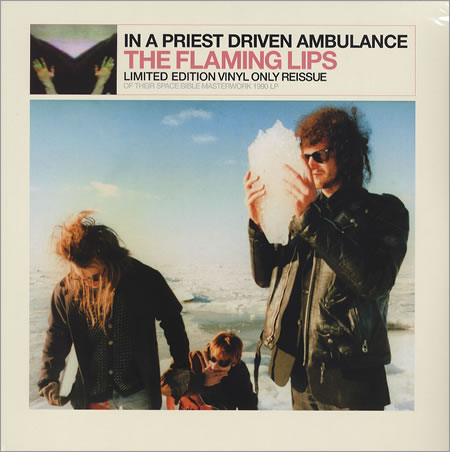 The Flaming Lips In A Priest Driven Ambulance Colored Vinyl