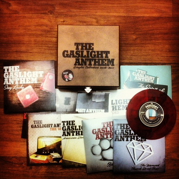 The Gaslight Anthem Singles Collection 2008 2011