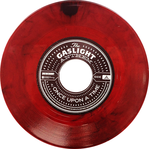 The Gaslight Anthem -Singles Collection: 2008-2011