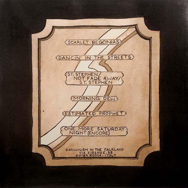 The Grateful Dead - Dead in Cornell Volume 2