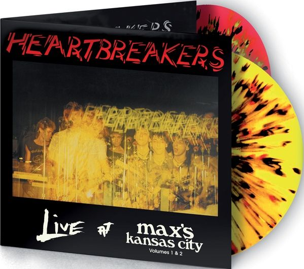 The Heartbreakers  - Live At Max's Kansas City Volumes 1 & 2