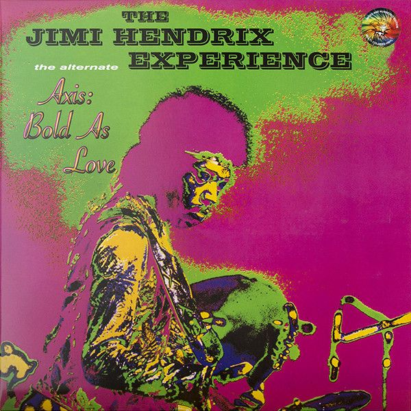 The Jimi Hendrix Experience The Alternate Axis Bold As