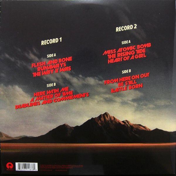 The Killers Battle Born Colored Vinyl