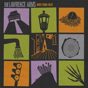 The Lawrence Arms News From Yalta Colored Vinyl