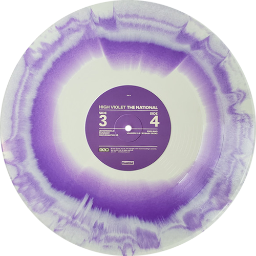 The National -High Violet (10th Anniversary Expanded Edition)