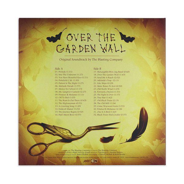 The Petrojvic Blasting Company Over The Garden Wall Original Soundtrack Colored Vinyl