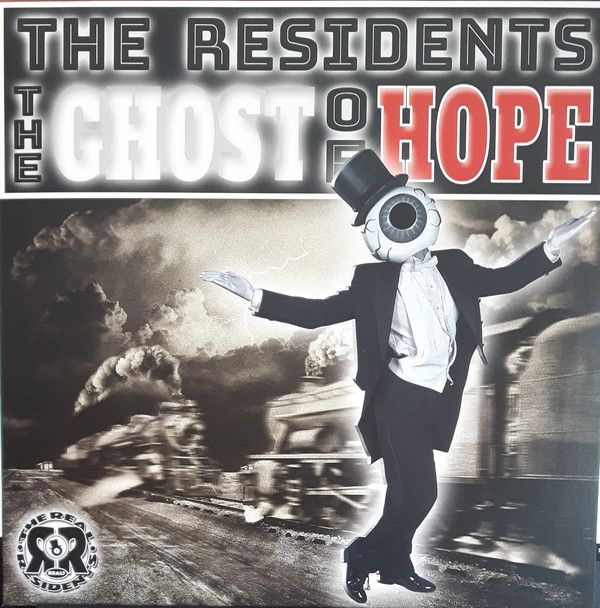 The Residents The Ghost Of Hope Colored Vinyl