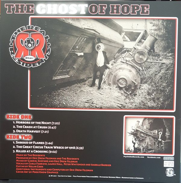 The Residents -The Ghost Of Hope