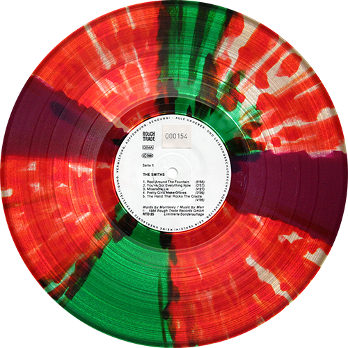 The Smiths The Smiths Colored Vinyl