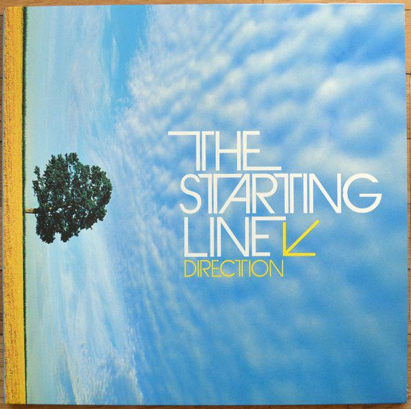 The Starting Line Direction Colored Vinyl