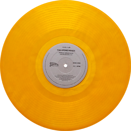 The Stone Roses Fools Gold 9 53 Colored Vinyl