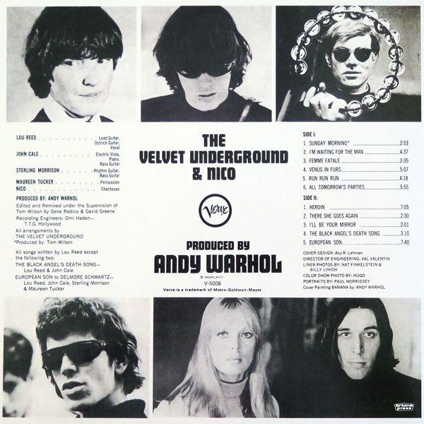 The Velvet Underground Amp Nico The Velvet Underground