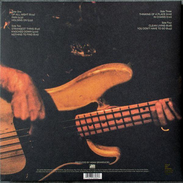 The War On Drugs A Deeper Understanding Colored Vinyl