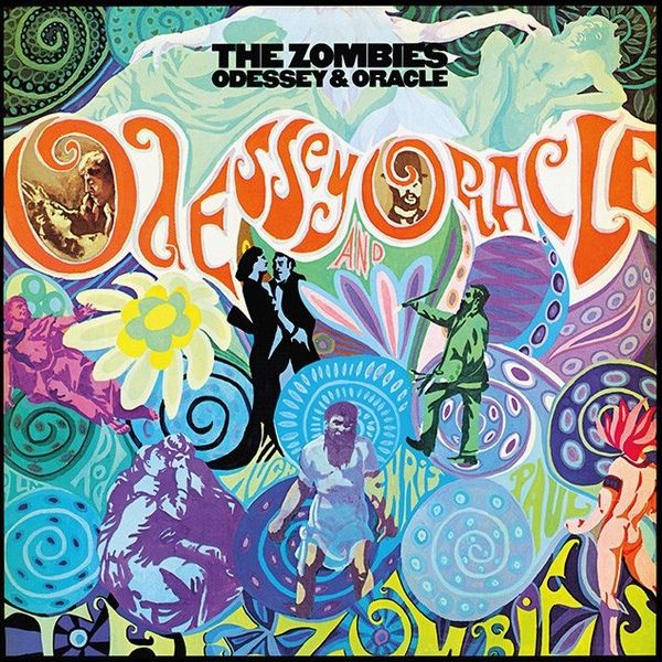 The Zombies Odessey And Oracle Colored Vinyl