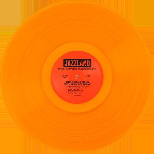 Thelonious Monk Amp John Coltrane Thelonious Monk With