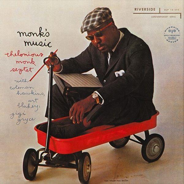 Thelonious Monk Septet Monk S Music Colored Vinyl