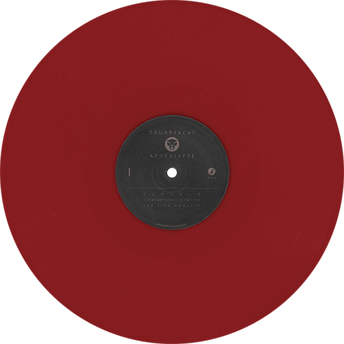 Thundercat Apocalypse Colored Vinyl