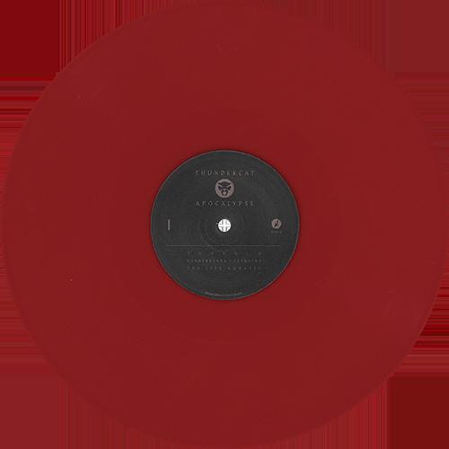 Thundercat Apocalypse Colored Vinyl