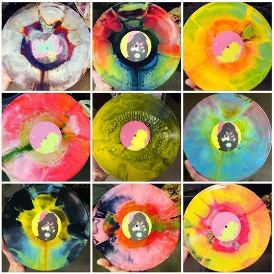 Tobacco Ultima Ii Massage Colored Vinyl